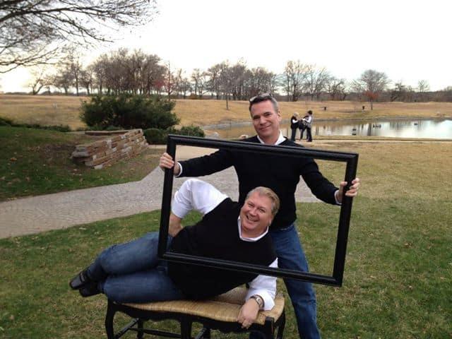 Kris & Wesley Frame