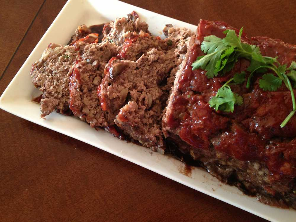 slice meatloaf