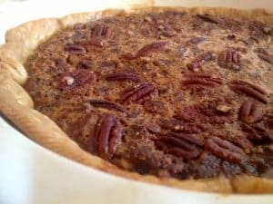 Baked Southern Pecan Pie