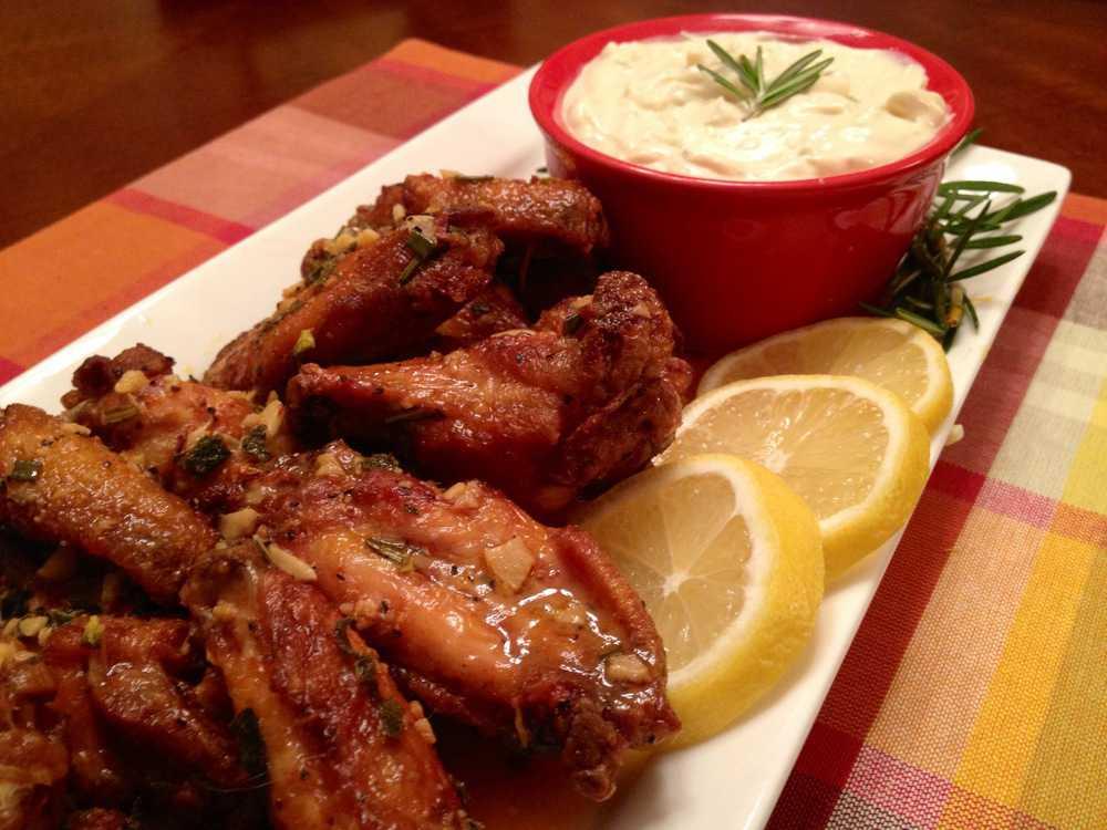italian wings