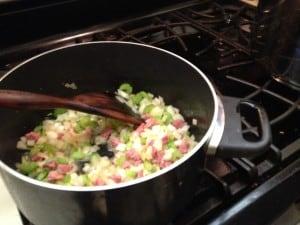 veg stir