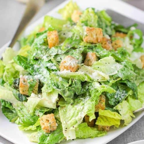 Make The Best Ever Classic Caesar Salad At Home How To