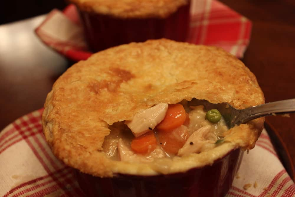 Amazing Chicken Pot Pie - How To Feed A Loon