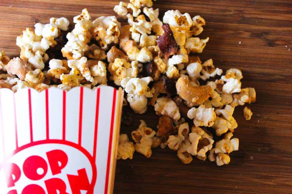 Black Pepper Maple Bacon Popcorn-2