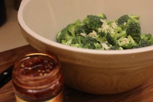 broccoli for kicked up roasted broccoli