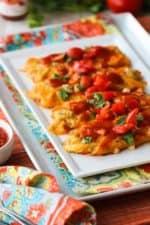 Authentic TexMex enchiladas recipe