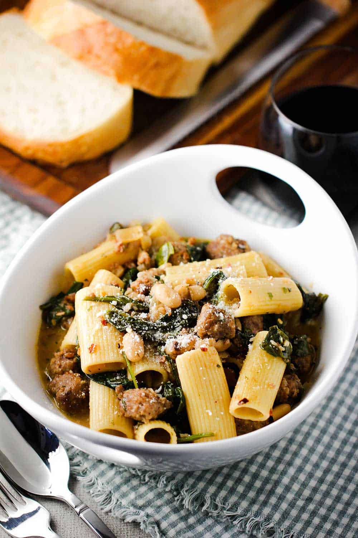 Country Italian Pasta