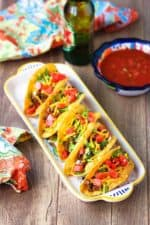 Authentic TexMex Tacos recipe