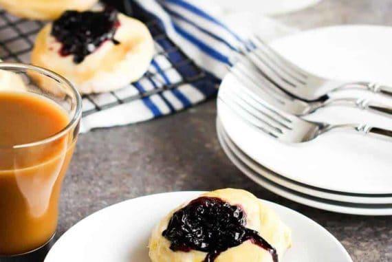 Grandma's Homemade Kolaches recipe