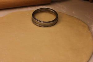 Kolaches Dough Ring