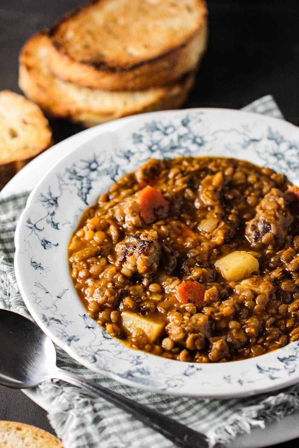 yourself lentil soup moroccan lentil soup sausage and lentil soup ...