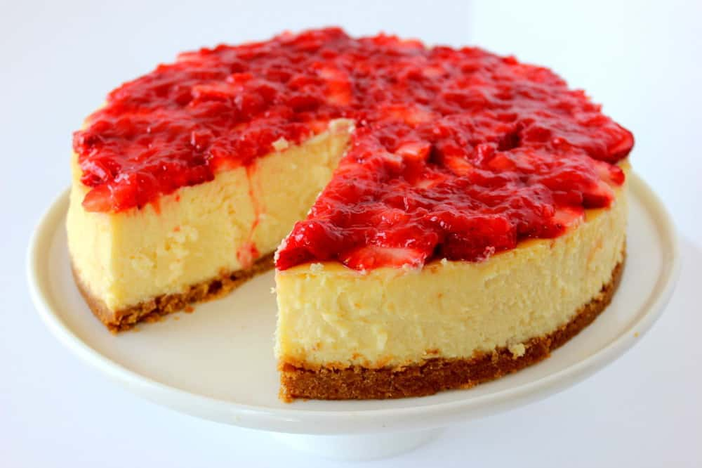 Best Strawberry Cake In Fort Worth