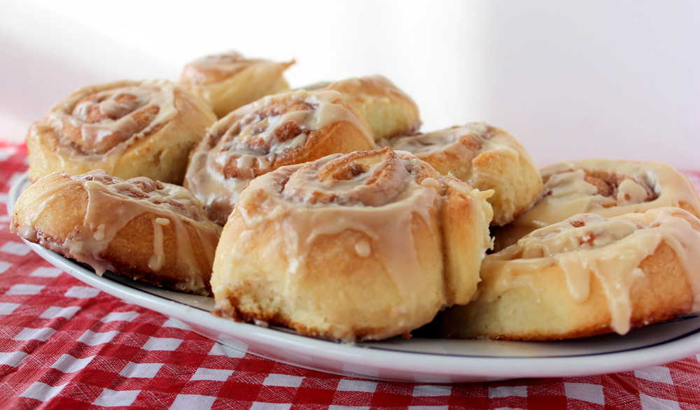 Yukon Gold Cinnamon Rolls Recipes — Dishmaps