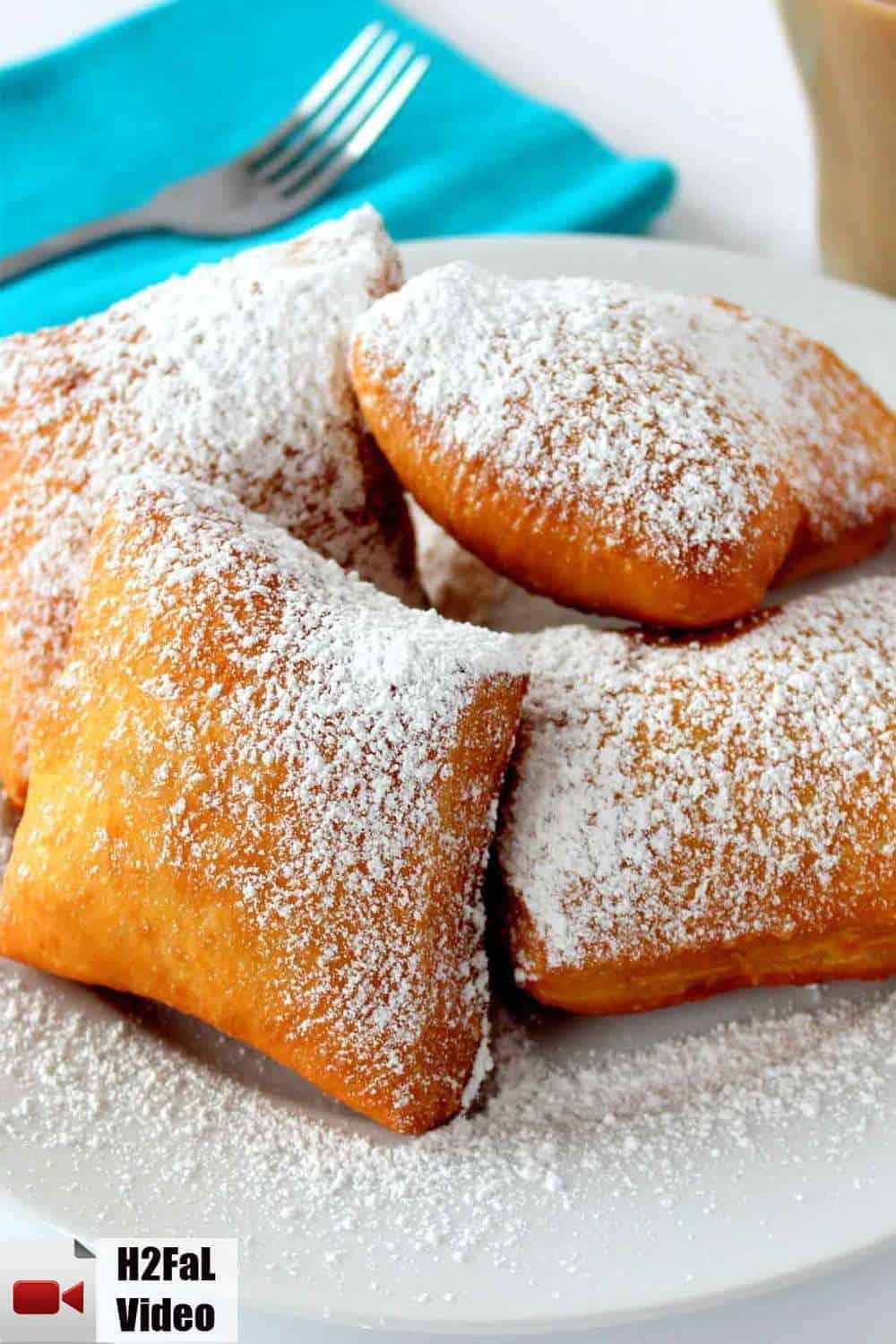 classic New Orleans beignets recipe