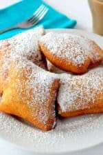 classic New Orleans beignets recipe