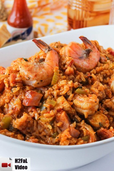 Authentic Jambalaya recipe