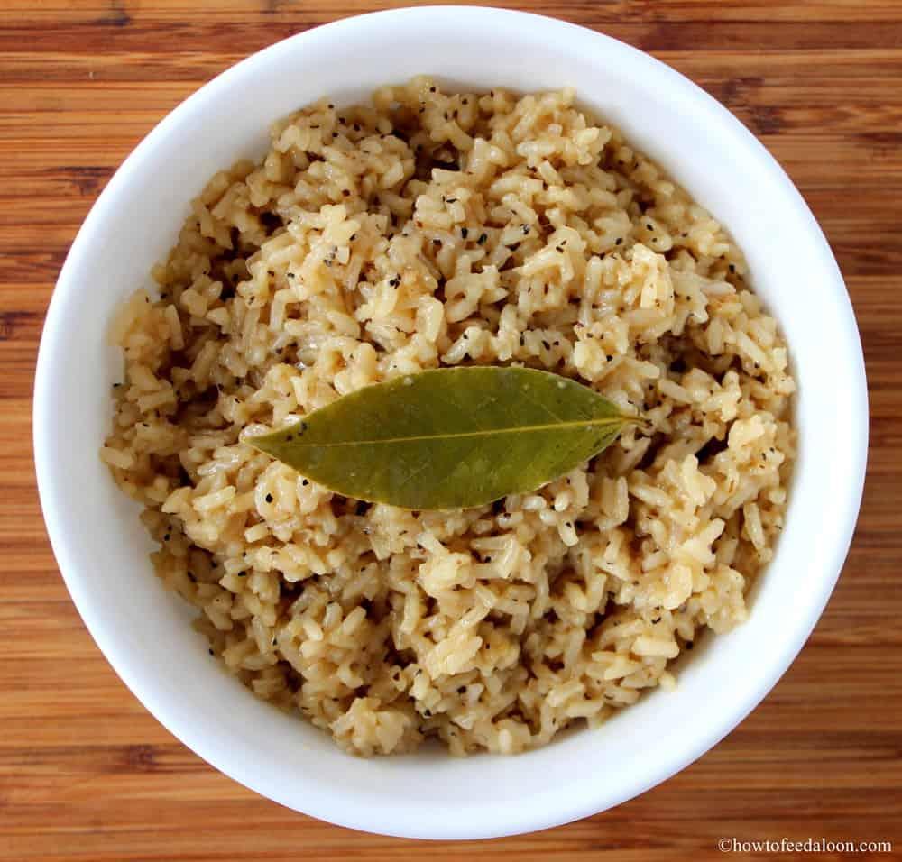 Amazing Cajun rice