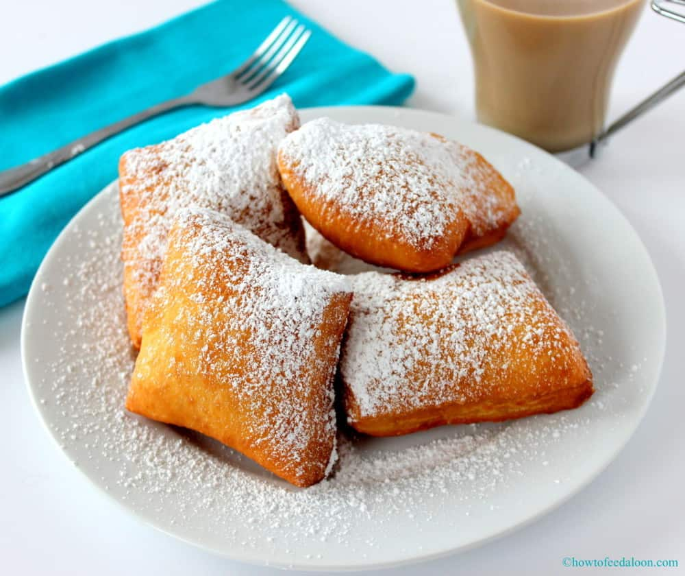 Authentic New Orleans Beignets