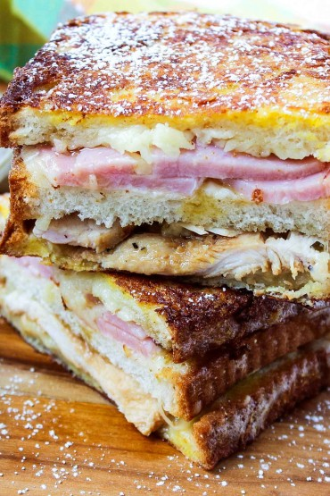 best-ever monte Cristo sandwich recipe