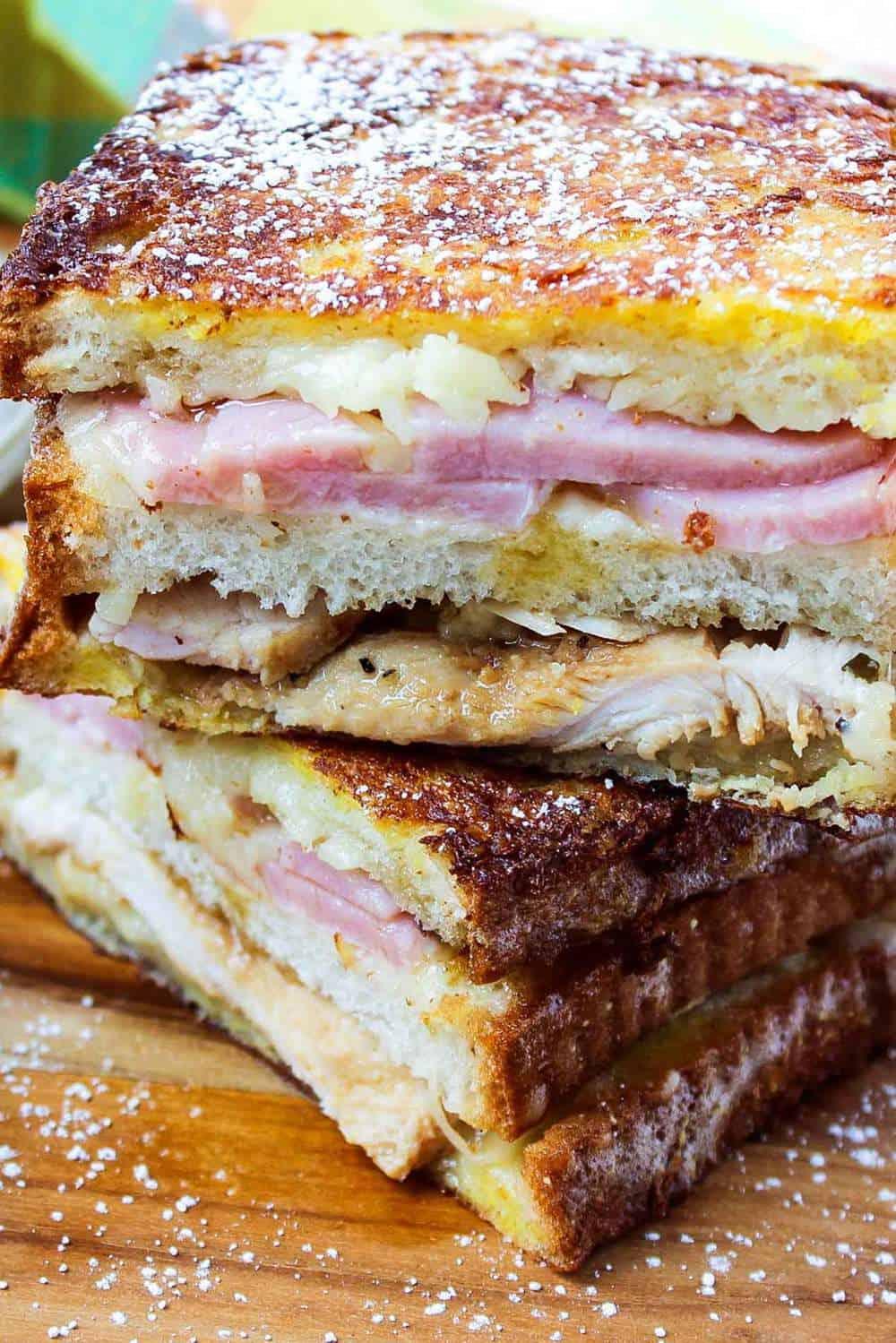 best-ever monte Cristo sandwich recipe