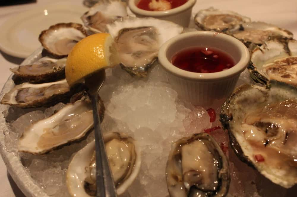 Ebbit Oysters