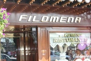 Filomena invites you in