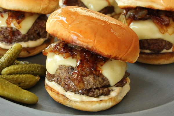 Gourmet Sliders (World's Best)