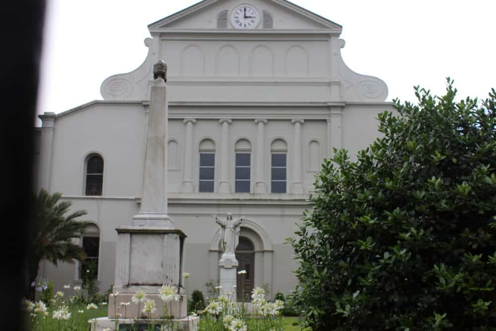 St. Louis Cathedral, one of the oldest in North America