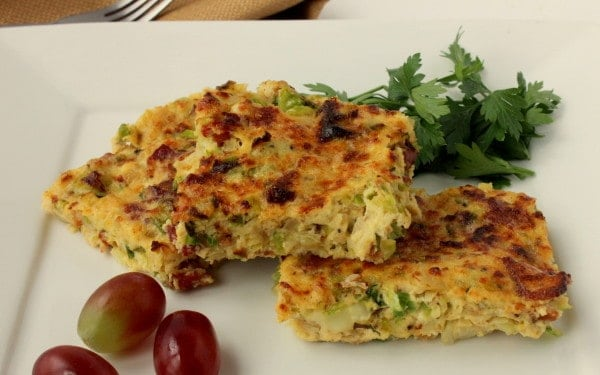 Frittata feature