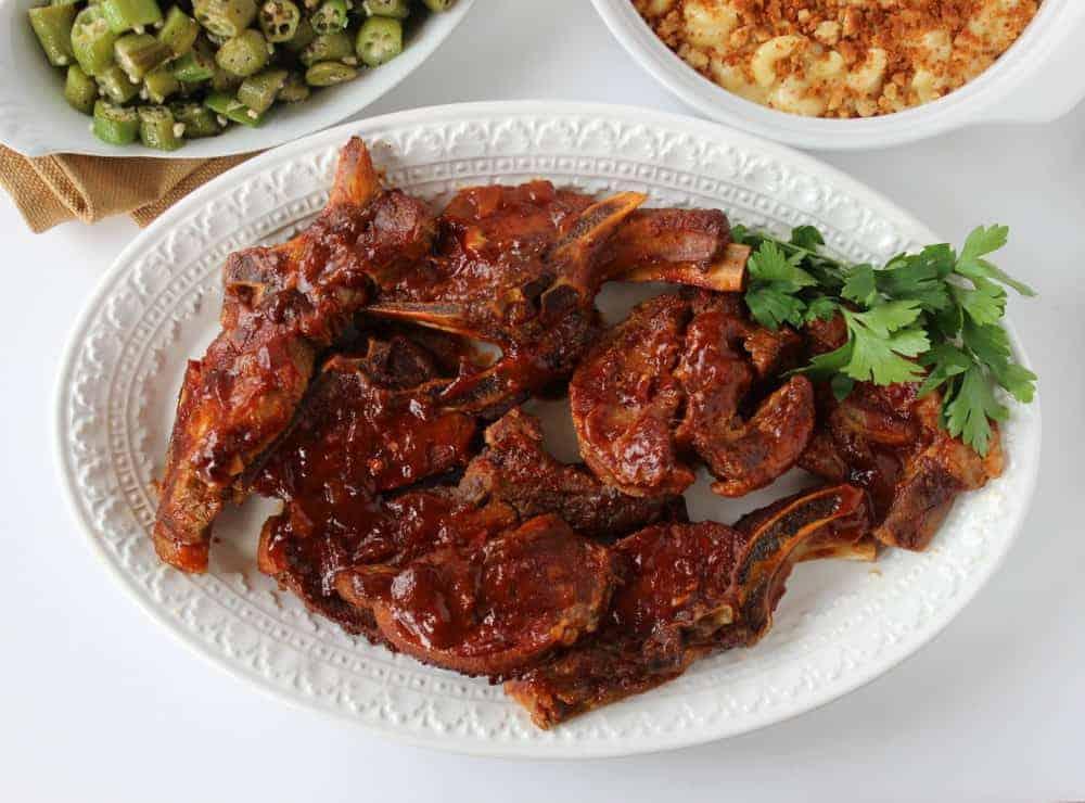 Spare rib food gawker