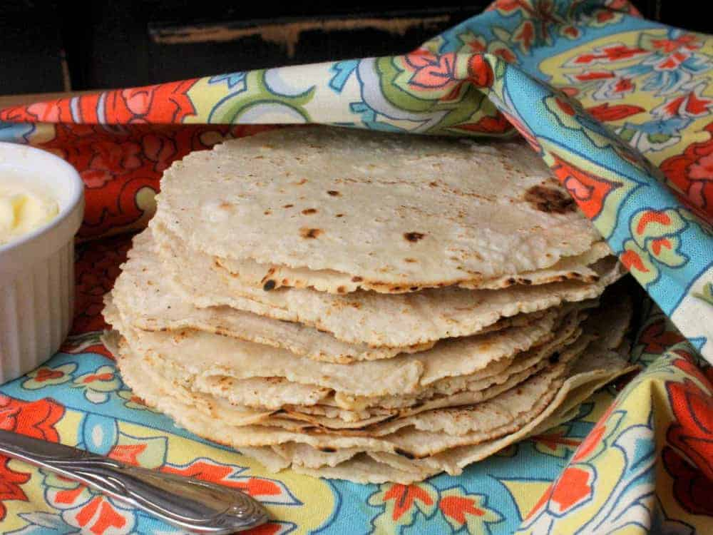 How To Make Homemade Corn Tortillas - How To Feed A Loon