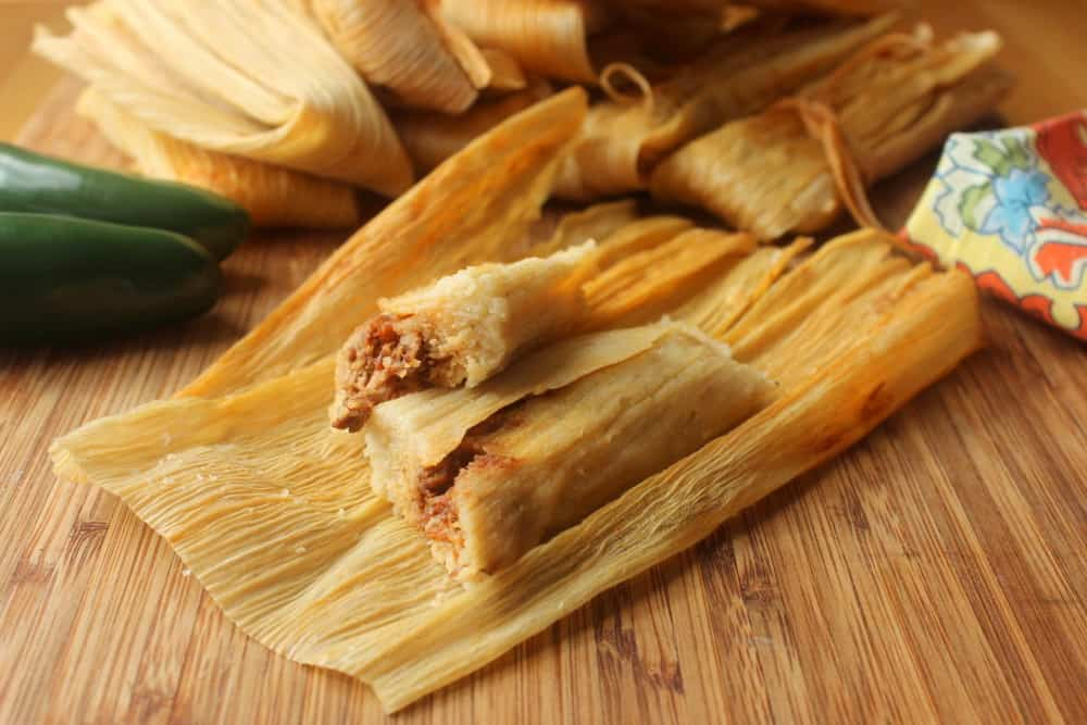 Real Homemade Tamales Recipes — Dishmaps