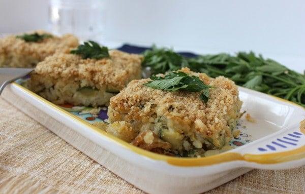 Zucchini Rice Casserole Feature 1