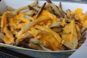 Why not? Al's Cheesy Fries