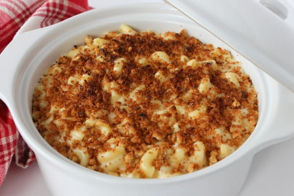 Mac and Cheese feature
