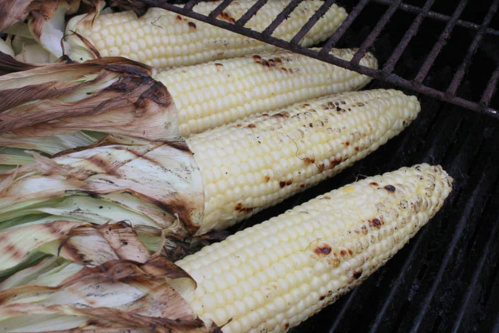 how to fix corn on the cob on the grill