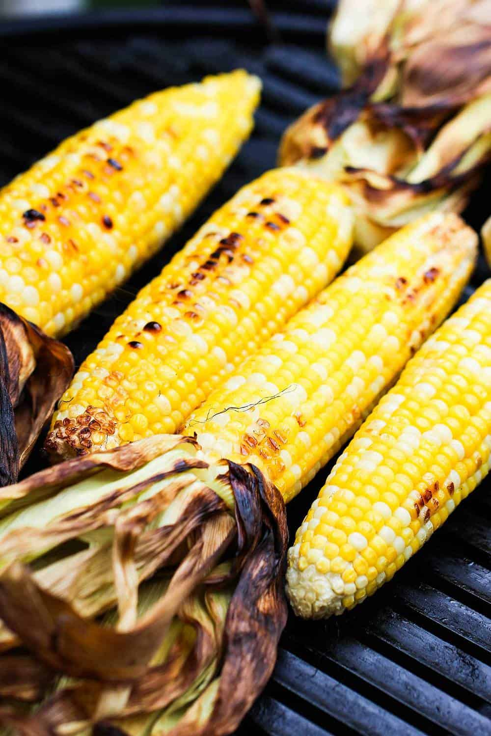 Mexican-Style Grill Corn recipe