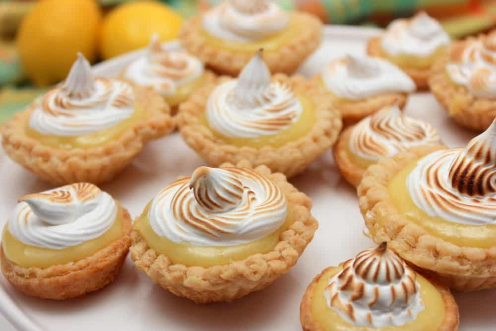Marvelous Mini Lemon Meringue Pies - How To Feed A Loon