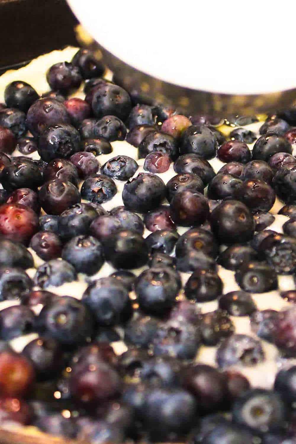 Lazy-Day-blueberry cobbler recipe
