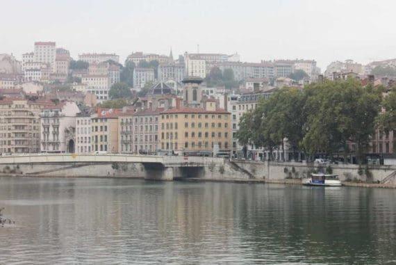 Beautiful Lyon, France