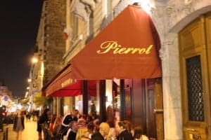 Pierrot in Paris