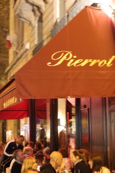 Pierrot in Paris
