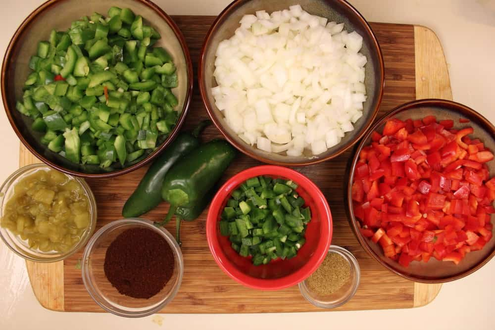 Turkey chili ingredients