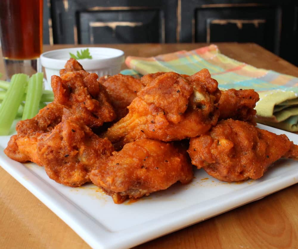 Classic Buffalo Wings!