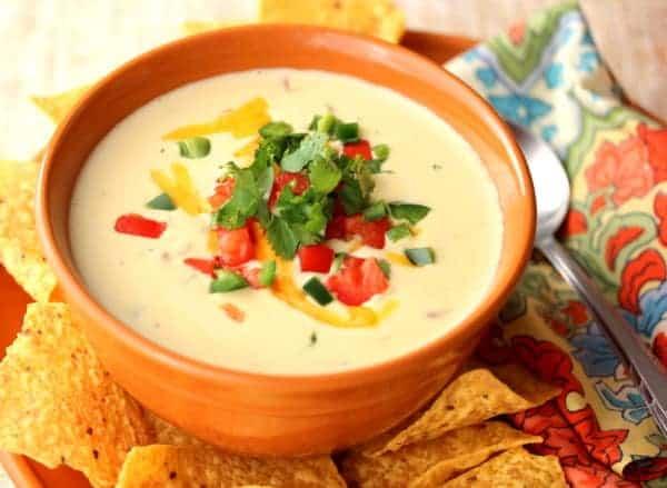 Jalapeno soup