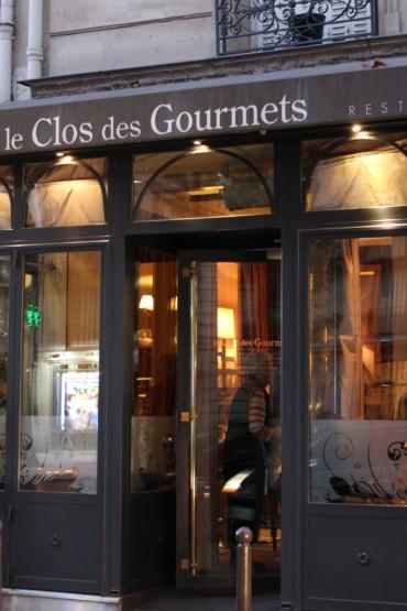 le Clos des Gourmets
