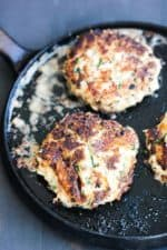 Southern Style Crab Cakes recipe