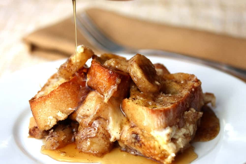 toast with author french toast with caramelized banana s foster ...