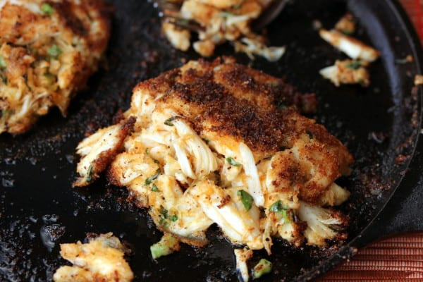 Southern Style Crab Cakes