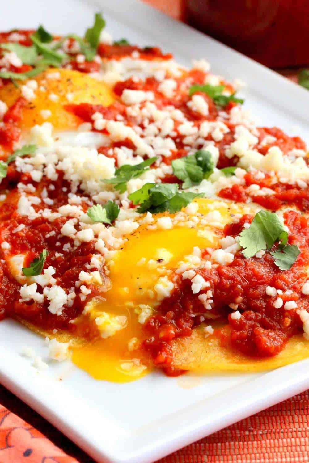 huevos-rancheros recipe